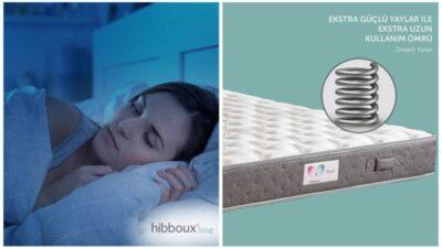 Kaliteli ve Rahat Uyku Eşittir Yatak