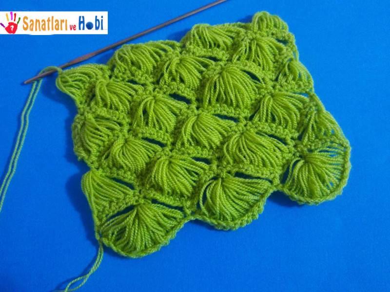 Изготовление образцов веера для вязания